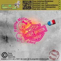 Stickers autocollant perso image transfert