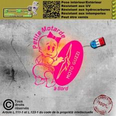 Stickers autocollant bébé...