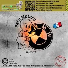 Stickers autocollant AMG