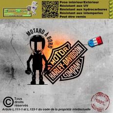 Stickers autocollant Brembo