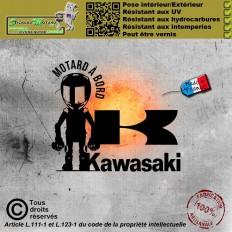 Stickers autocollant Ken Block logo