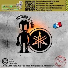 Stickers autocollant Hankook