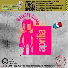 Stickers autocollant OMP 1